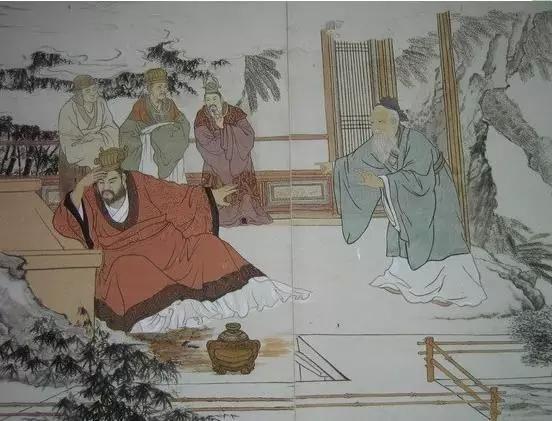 扁鹊见蔡恒公新传:湘地游董钱多忌医